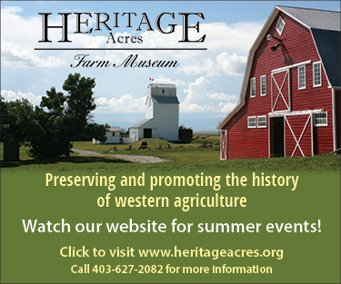 20210320 Heritage Acres agricultural history summer events
