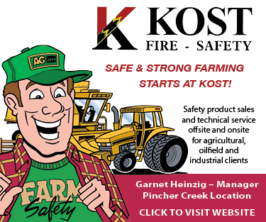 20210320 Kost Fire Safety Pincher Creek Products Farming