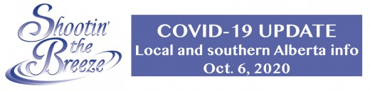 """Lethbridge County now under Covid-19 """"watch"""" status"""