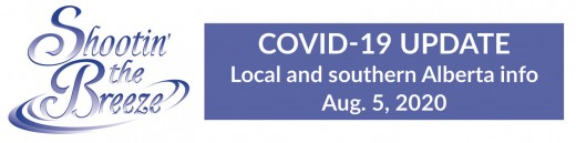 Active Covid-19 cases in Alberta's south zone drop to 98