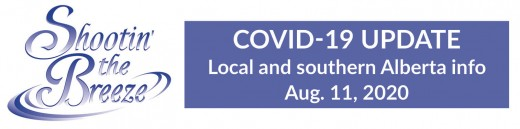 Covid-19 recovery continues for Alberta's south zone