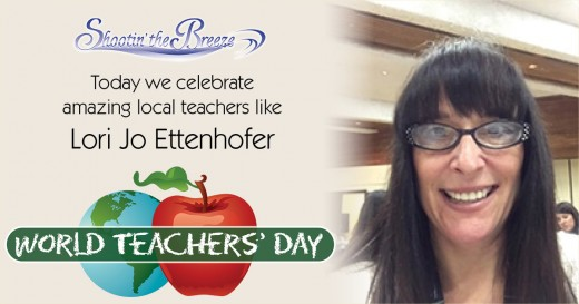 Celebrating World Teachers' Day on a local level