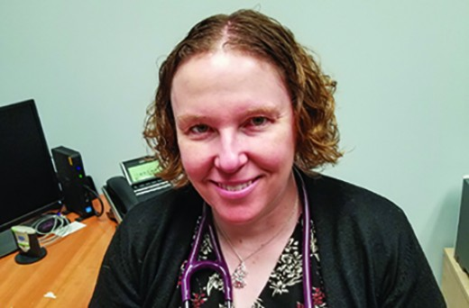 Local doc helps rural physicians connect