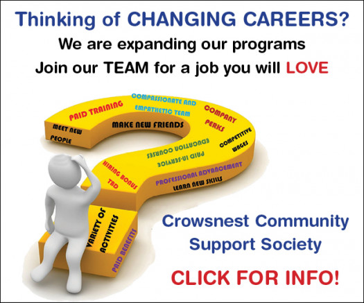 Thinking of changing careers?