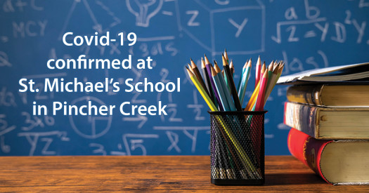 Case of Covid-19 confirmed at St. Michael's School