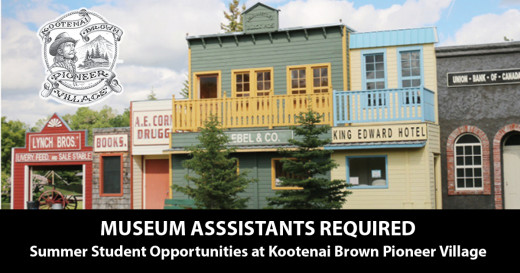 Museum assistants required