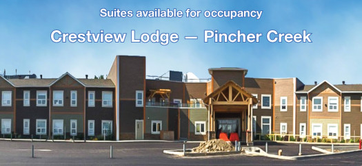 Suites available at Crestview Lodge
