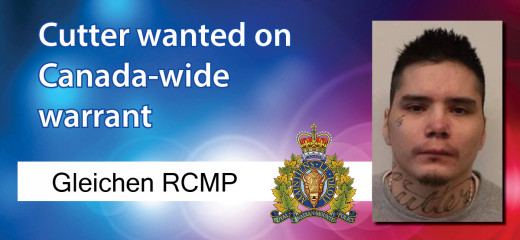 Assistance requested locating male on Canada-wide warrant