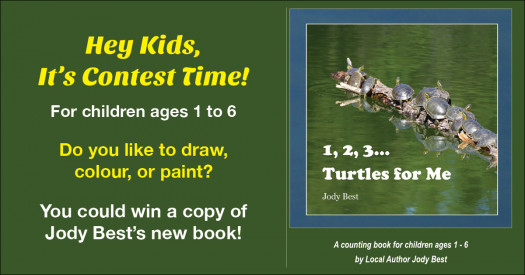 Contest for kids!