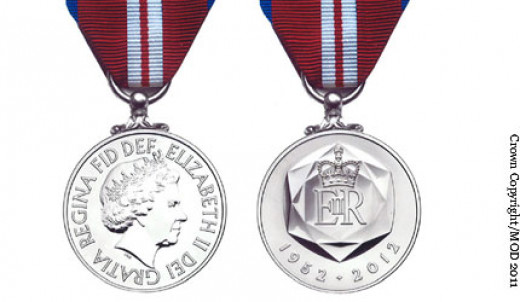 Ted Menzies presents Diamond Jubilee Medals for southwestern Alberta