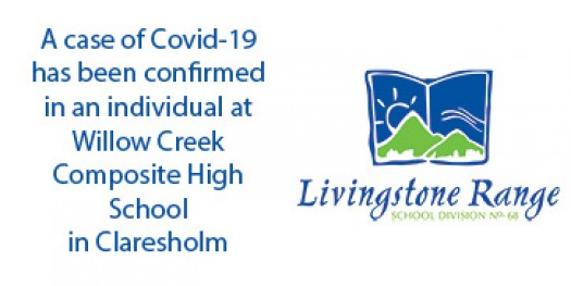 LRSD confirms first case of Covid-19
